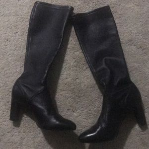 Come Haan black boots 7.5